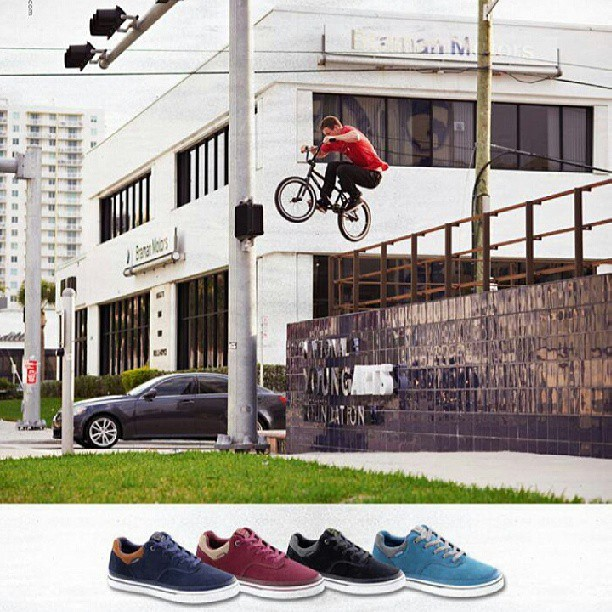 New @almond_footwear ad introducing