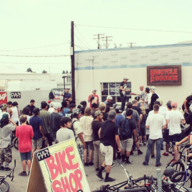Thanks to everyone who came out yesterday! Hope you guys had fun! #yawnjam @yawnbmx