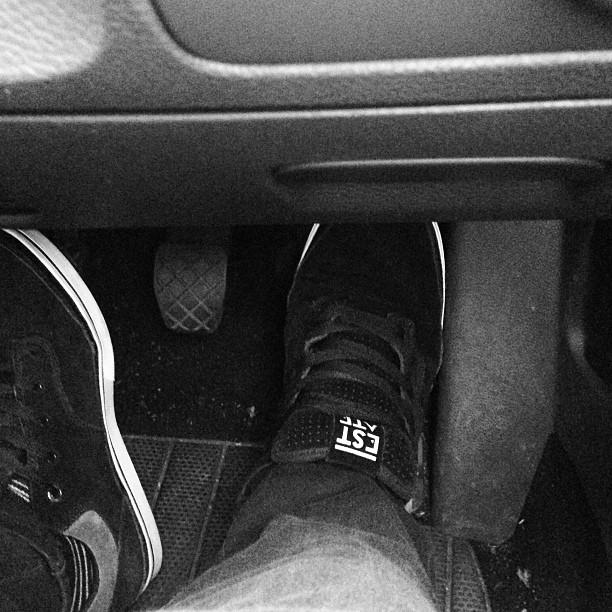 Foot down. #estate