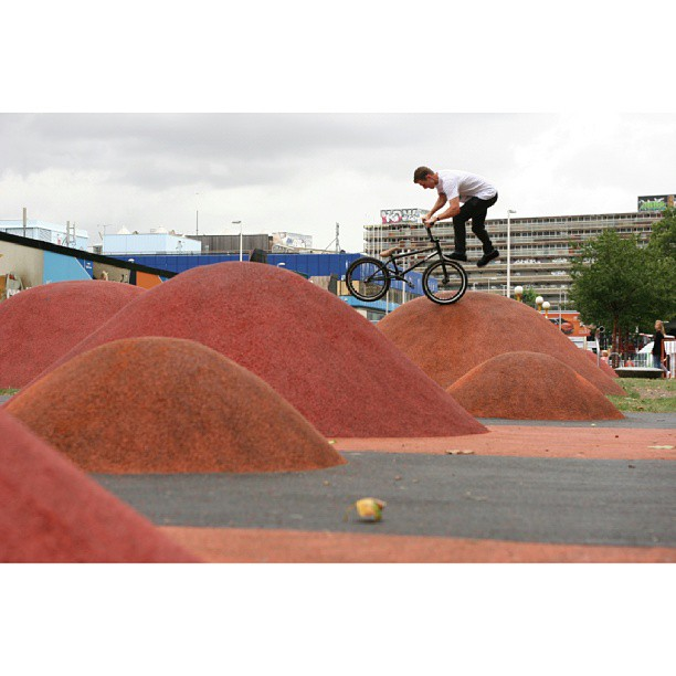 Opo foot jam whip, LDN.