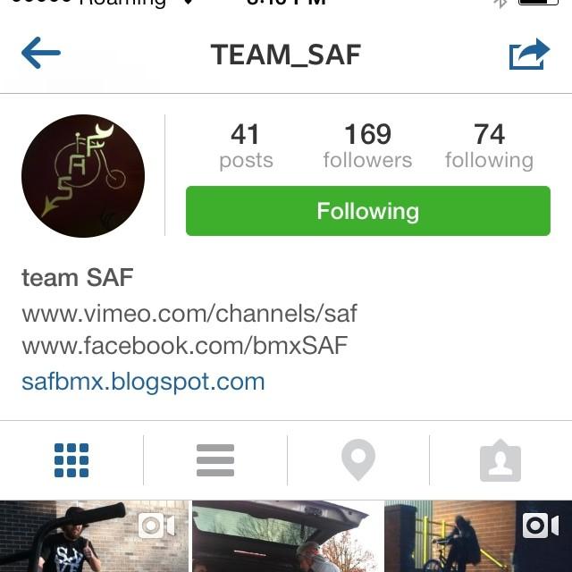 @team_saf follow follow