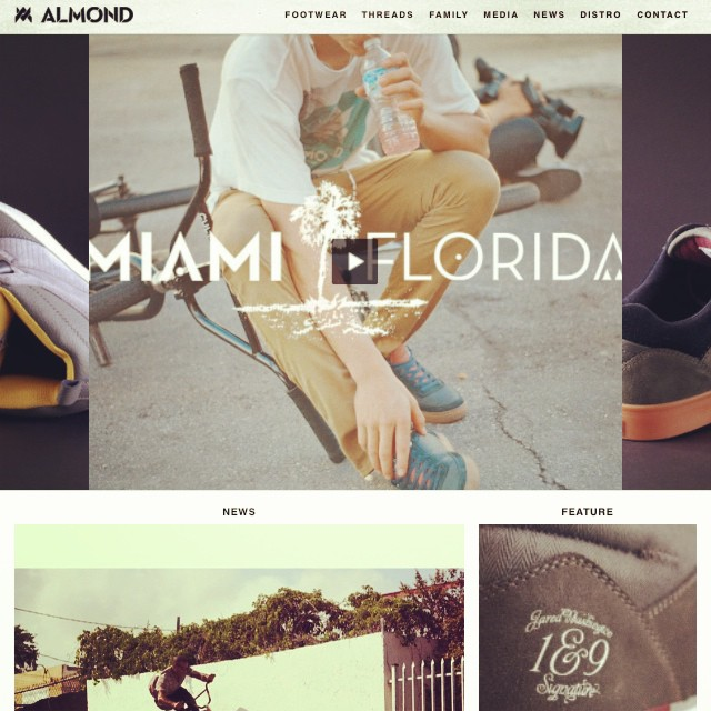 Go check out @almond_footwear 's new website. We're you also take a look at all the new shoes that will be available.