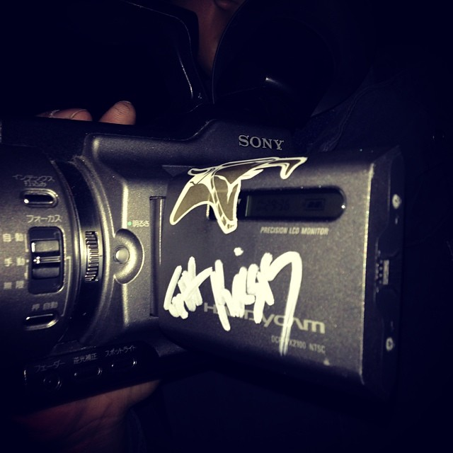 Signed a vx for no reason. #japanimal2013