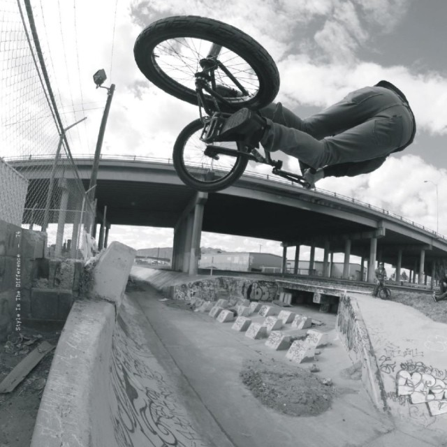 Stop by thealbion.cc and check out the full interview. #grateful @thealbionbmxmag @danieljbenson