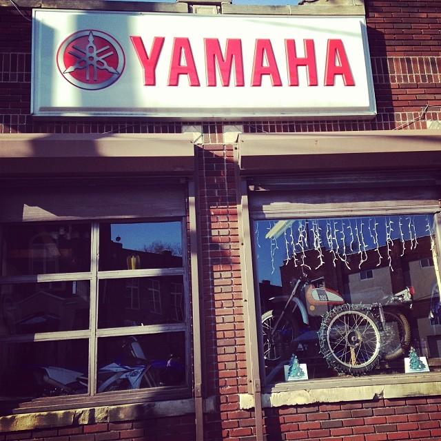 Fwspeer #Yamaha Support locals.