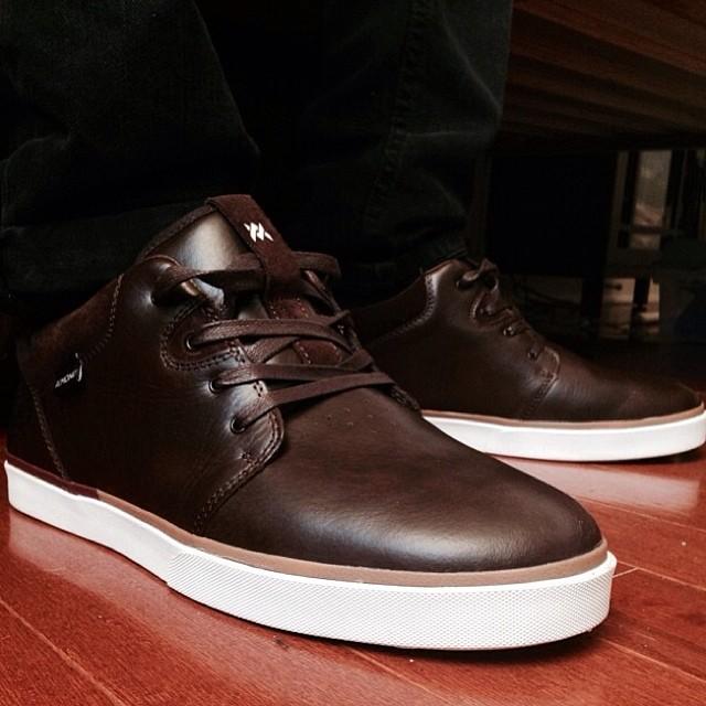 @jaredwashington choice of the day. #almondfootwear #streetwear #shoes #kicks #footwear #bmx