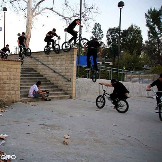 @tannereasterlabmx don't give a fuck what year it is. Big pegs to 180. Photo by Scott Menger