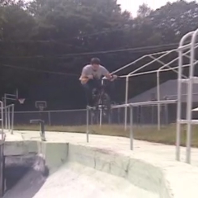 Some old clips filmed by @williamwishard