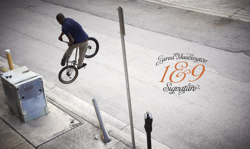 BMX STREET - Jared Washington for Almond Footwear