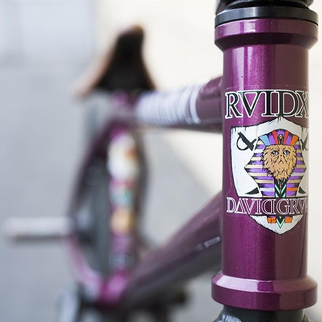 bike check on @ridebmx thanks @jeffzphoto