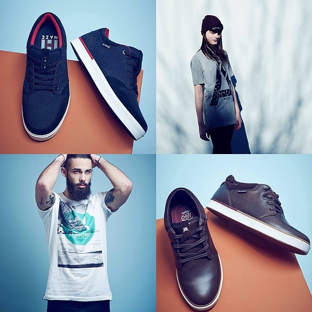 AW13 Lookbook is online. Visit almondfootwear.com for the promo video + images shot by @danieljbenson