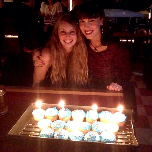 Birthday girls!