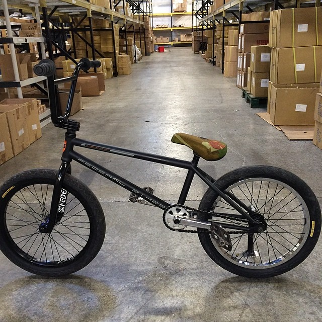 Just built up a brand new ride @federalbikes @animalbikes