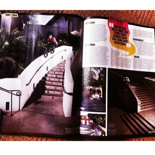@bsdforever on PCH article in the new @rideukbmx #187 's @thedevinfeil