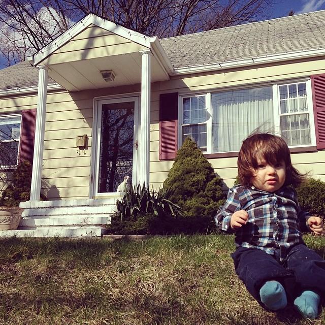 Goodbye house. Hello Thomas