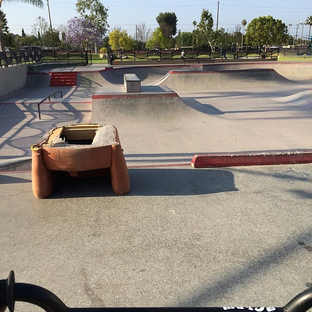 Had an early bird Easter sesh this morning. #fullerton