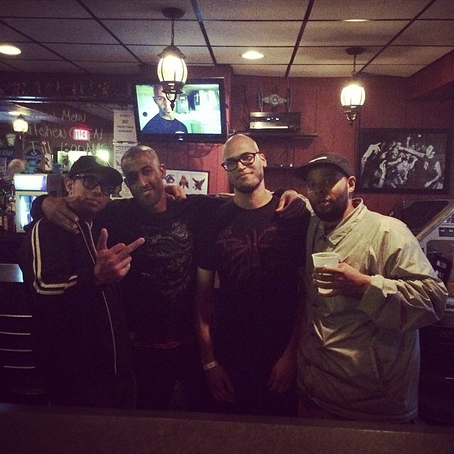 @georged256 sighting tonight out with the original RP crew