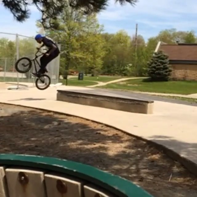 @jaredwashington getting bored with some switch footed goodness