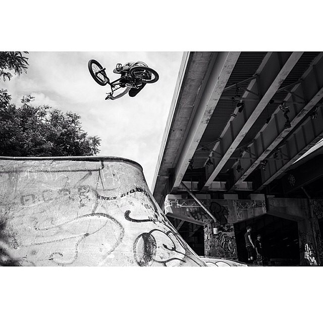 A good crew and a good cruise at FDR yesterday morning. Photo: @doleckivisuals