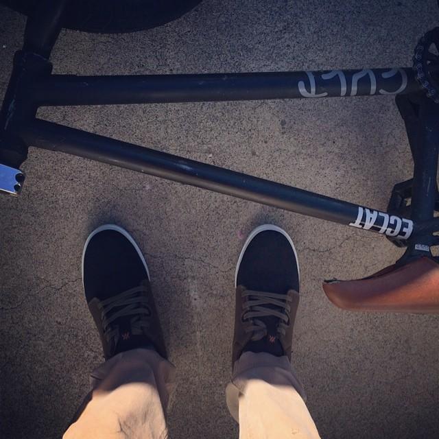 Fresh pair!  @almond_footwear