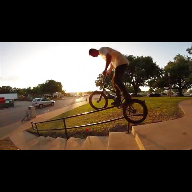 @lloydkink new joint for @kinkbikes is seriously smooth. Go  it!