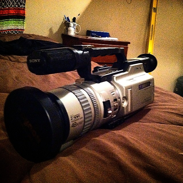 Vx2k for sale. With lowespro bag and raynox lens. Batteries. All that. $400 obo. Email me. Kocsisjeff@gmail.com