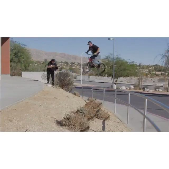 @stvn_mck_atck has his part out on the @ridebmx site. Stevens currently recovering from a bad crash. So go check out his part and wish him a speedy recovery. #smalltalksaturday #cultshit