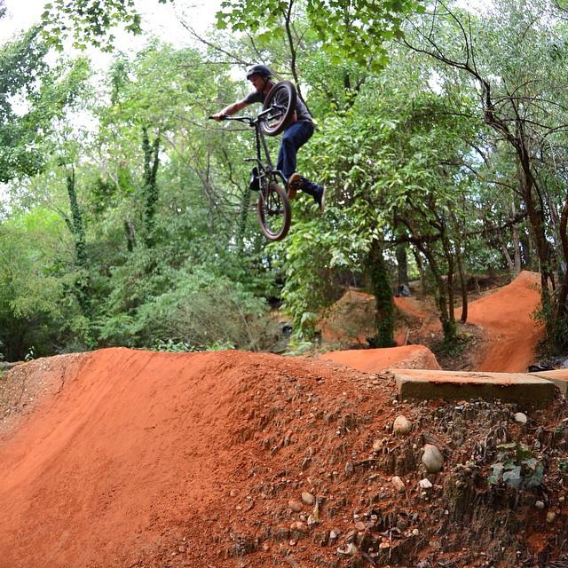 @vandeverhoman another day at the trails  @crandallfbm