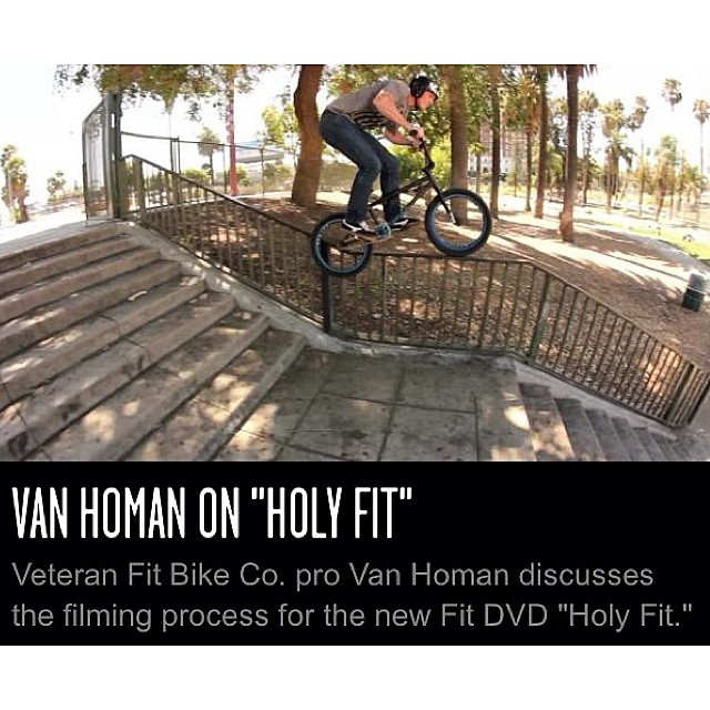 Behind the scenes footage and insight from #holy_fit over on the ESPN site. Click the link in my profile.