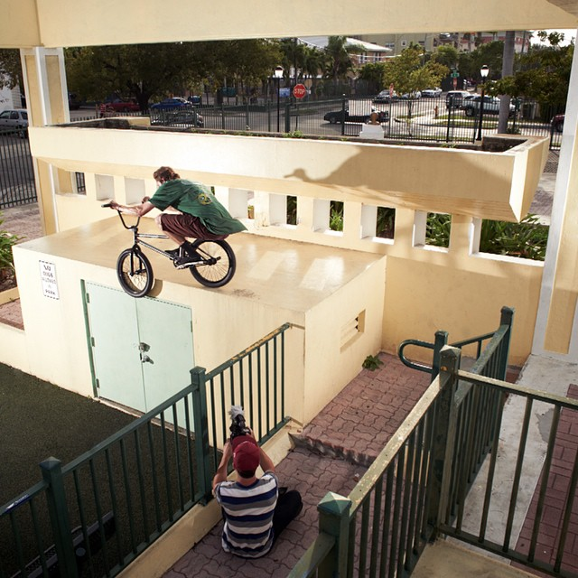 #fbf gap smith on the @almond_footwear Miami trip  @danieljbenson