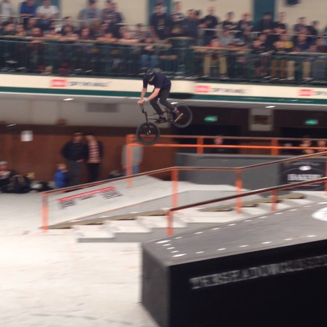 @lloydkink #rebeljam qualifying going down