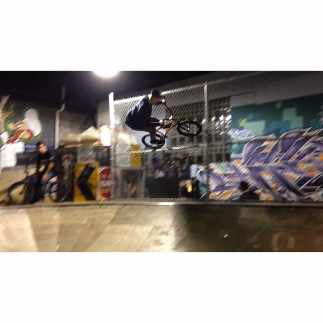 Quick session with Erick