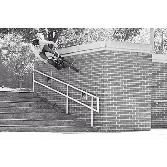 Wall ride. Little Rock Arkansas 2010-11? Idk anymore @tomvillarreal #maderalol