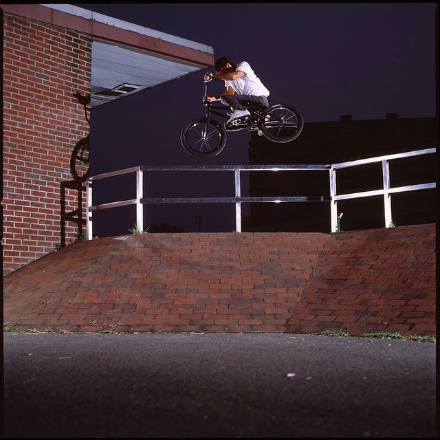 @digbmx .com Sc11 retrospective article came out cool. Here's a shot while filming for one of the @animalbikes videos @doleckivisuals