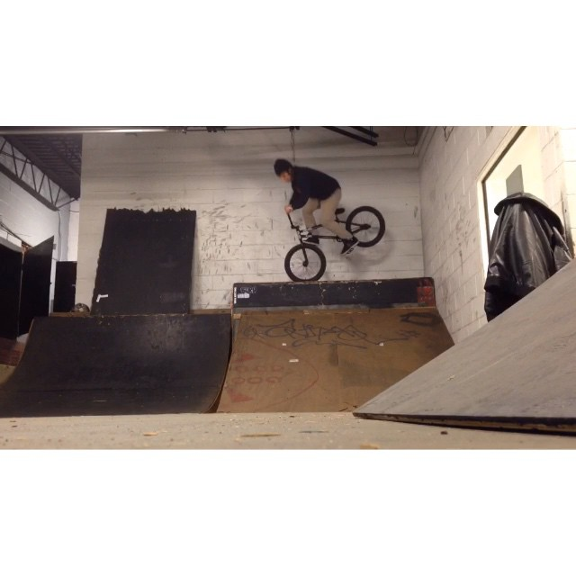 Me and @tonyhamlin ate 4 tacos after this session at @animalbikes