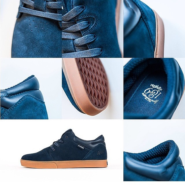 My @almond_footwear signature shoe is dropping in some new colors for 2015.