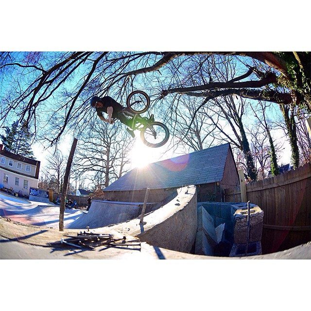Turndown corner pocket @fitbikeco #lostbowl photo: @crandallfbm