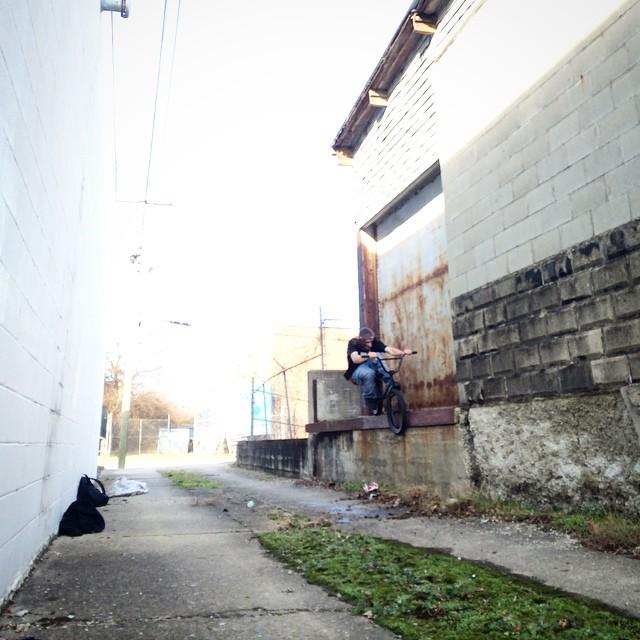 alleys w @grafprenticeyahoo