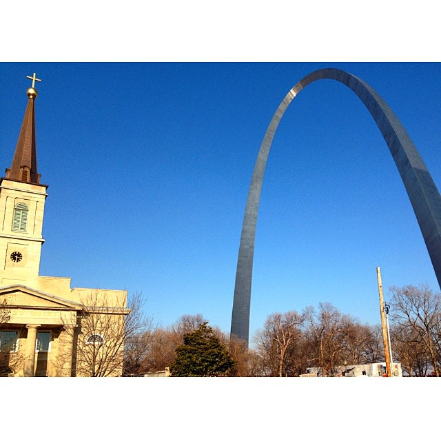 So long St Louis, thanks @bmxzack for the hospitality.