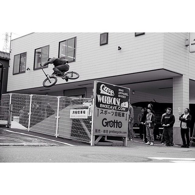 That one and only time in Japan @doleckivisuals  @animalbikes