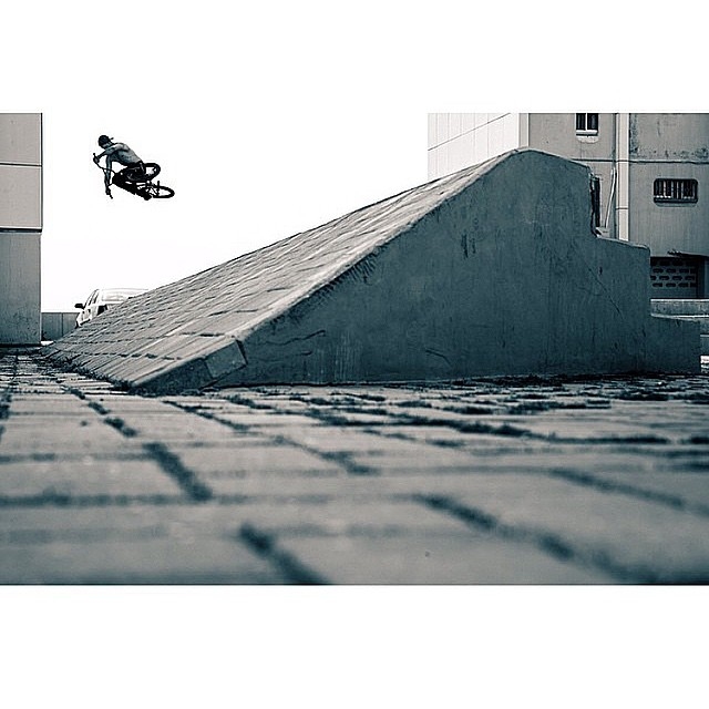 Photo from the @digbmx article that just dropped. Digbmx.com for more. @doleckivisuals behind z lens