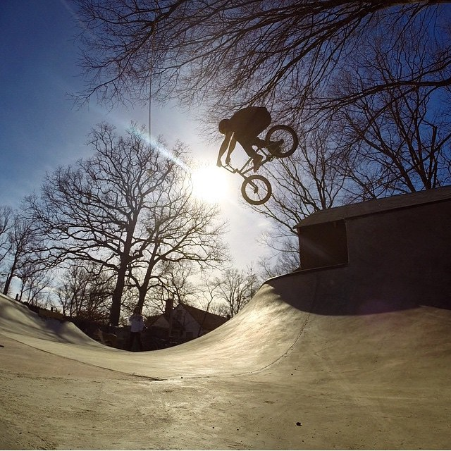 @vandeverhoman spring vibes at the lost bowl. Photo: @crandallfbm.
