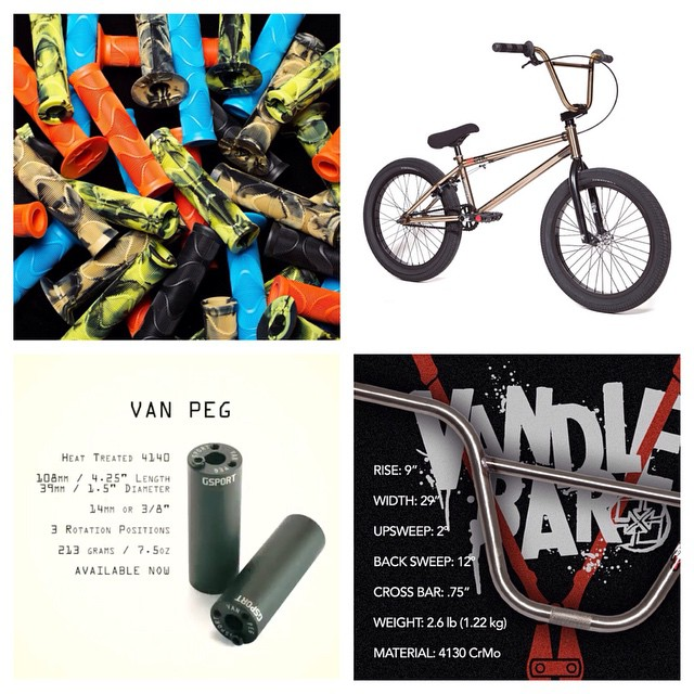 All @danscompinstagram team riders signature products are 10% off until the 26th. Here are a few of my extremely unbiased suggestions haha. Link's in my profile to check out all the deals. @fitbikeco @gsportbmx @duobrand