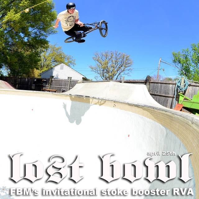 Lost Bowl pool party time is sneaking up again! Richmond VA, April 25th #lostbowl
