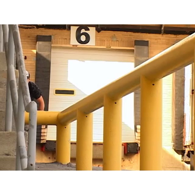 Follow @thenaviarm for classic clips from @yo_navaz's archives. This one's from 2009 while working on the Stay Fit project.
