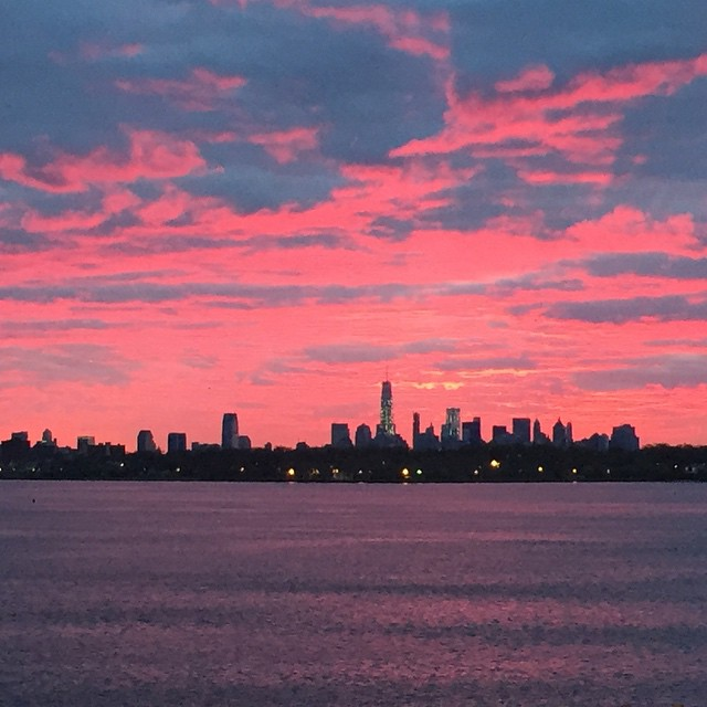Rise and shine #nyc